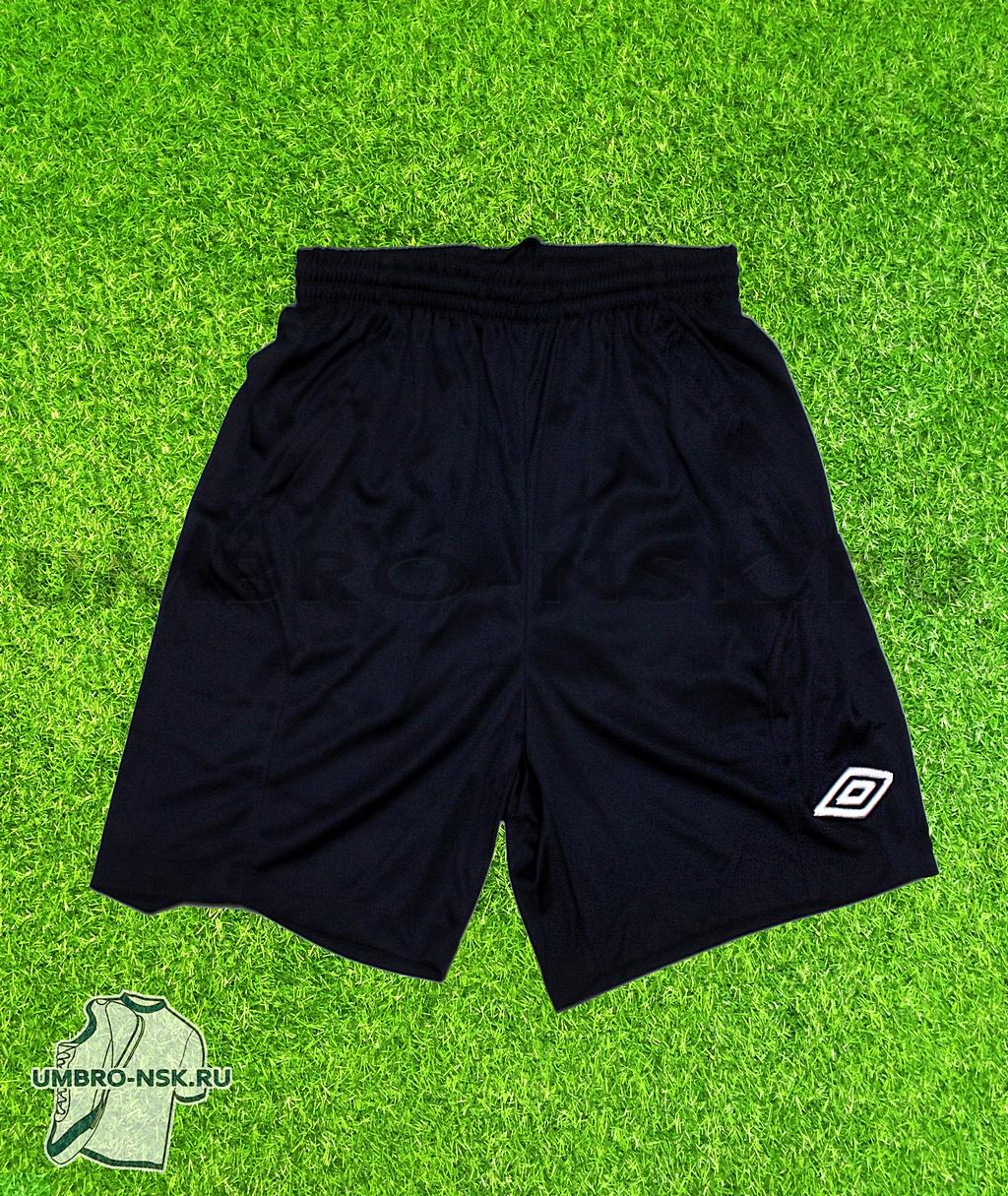 Купить шорты Umbro Premier Poly Short 320211 в интернет-магазине