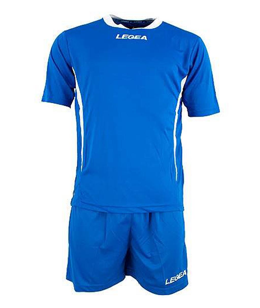 Купить синюю футбольную форму Legea в интернет-магазине