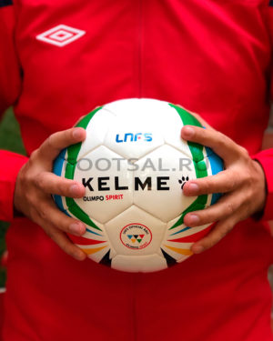 Мяч Kelme Balon LNFS 18/19 Official 90162-006 (Размер 4)