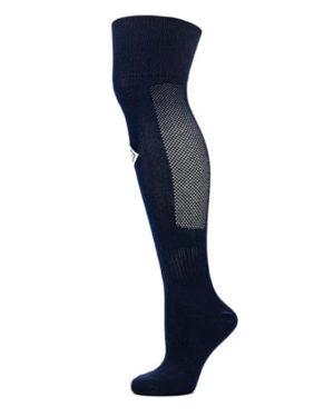 Подростковые футбольные гетры Umbro 140214-091 JR тёмно-синие