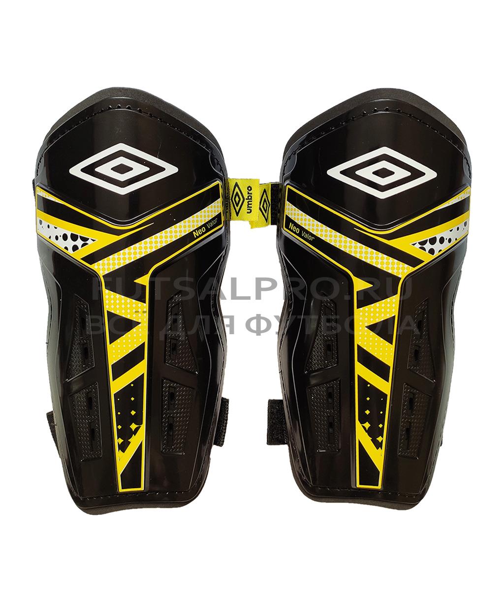 Купить футбольные щитки Umbro Neo Valor Slip 20892U