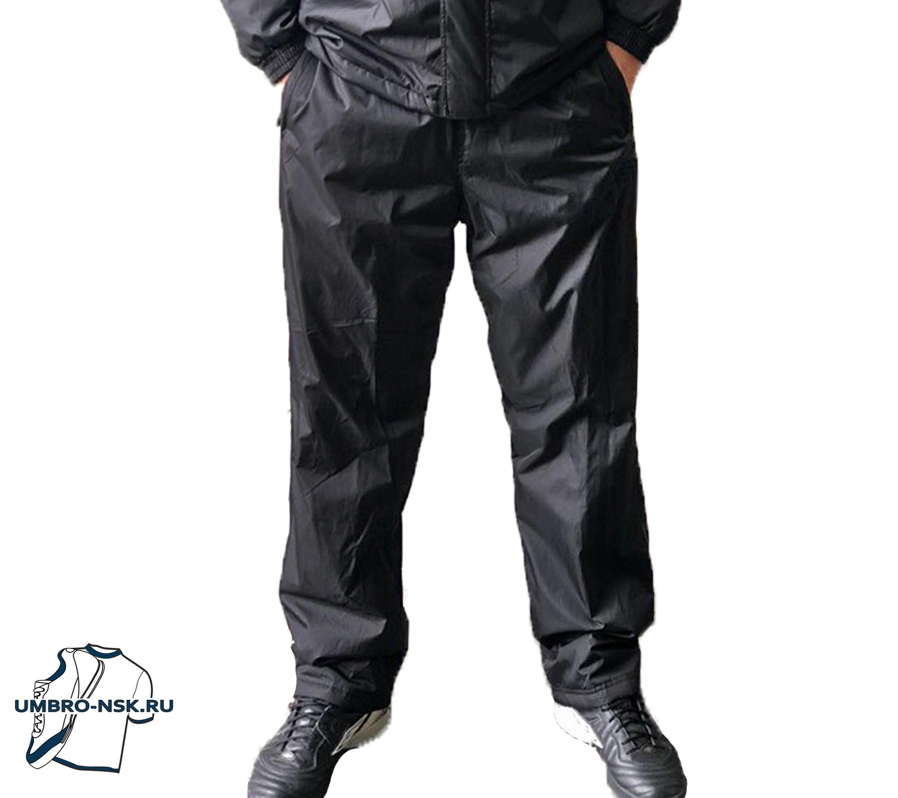 утеплённые брюки umbro owen