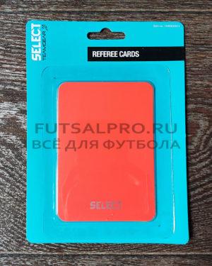 Судейские карточки Select Referee Cards 702116