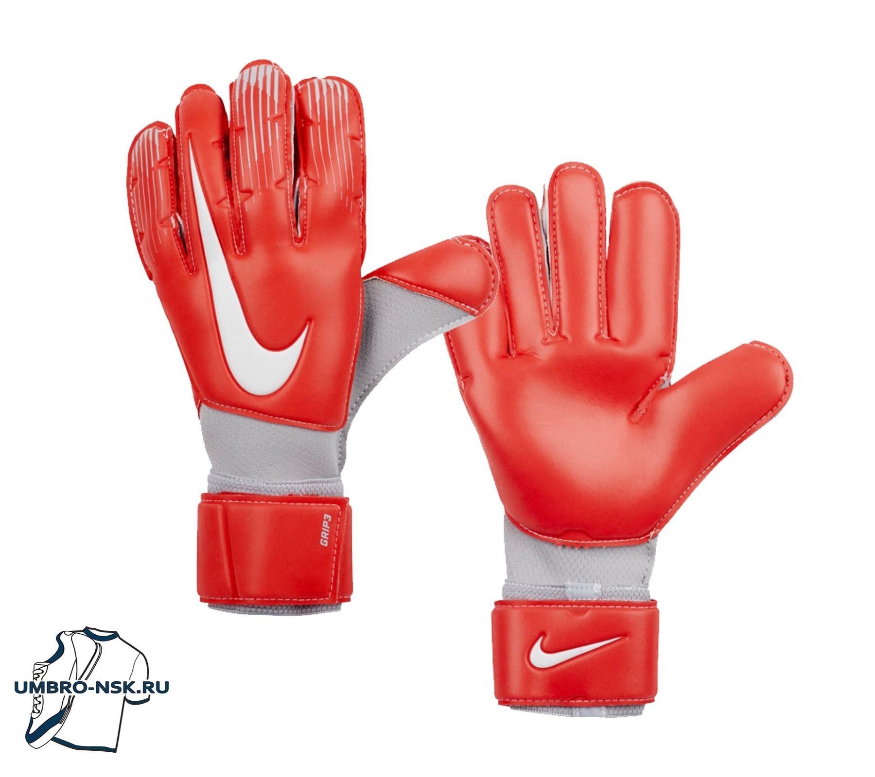 перчатки nike gk grip 3 GS0360-671