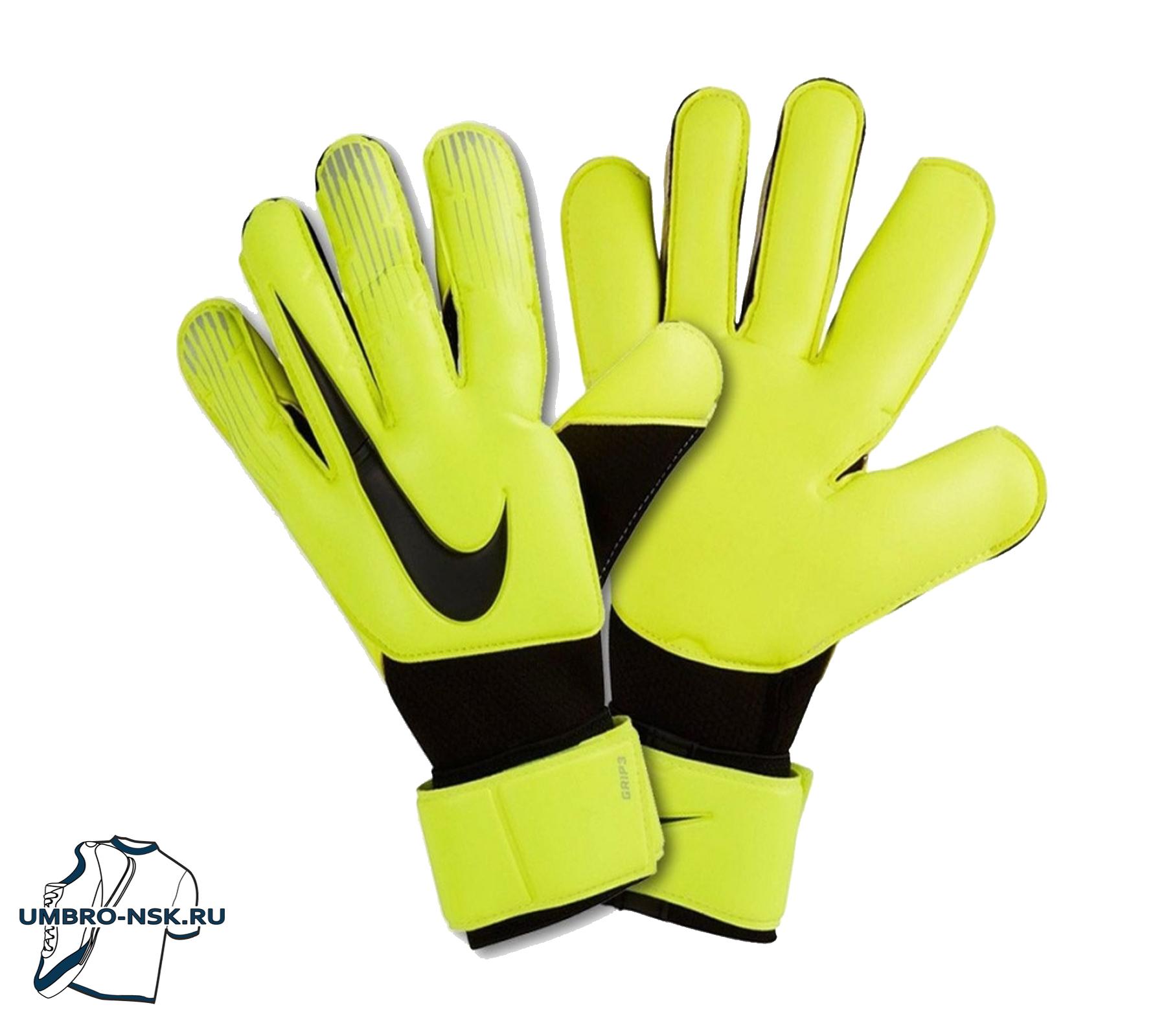 перчатки nike gk grip 3 GS0360-702