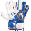 Перчатки HO Soccer One Flat High Blue 051.0710