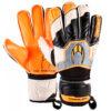 Перчатки HO Soccer Basic Protek Flat Orange Legend 051.0729 (с защитой)