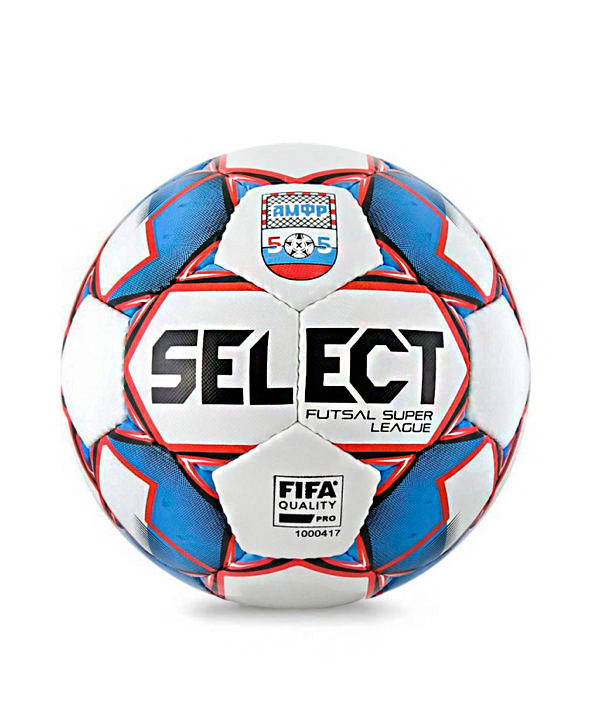 Мяч Select Super League АМФР FIFA 850718 (Размер 4)
