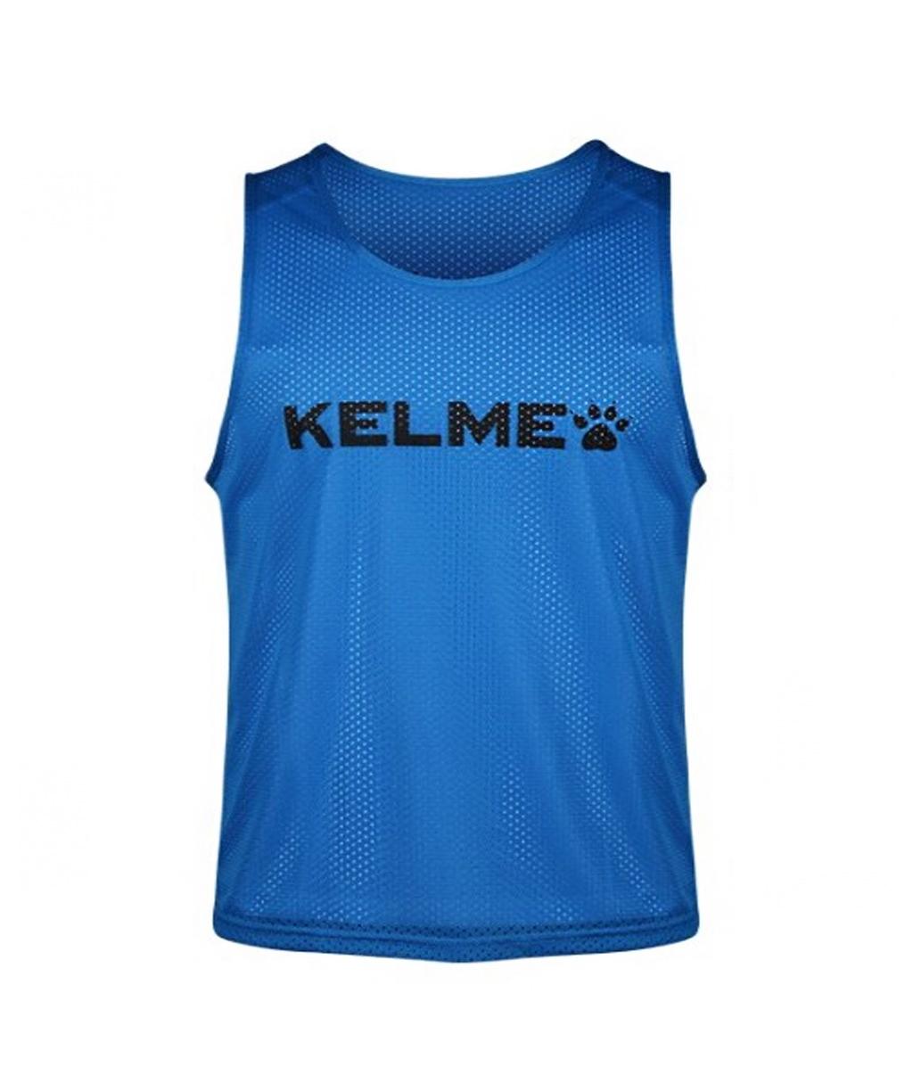 Купить синие манишки Kelme Training BIB в интернет-магазине