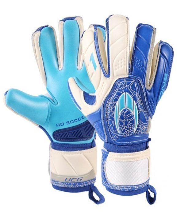 Перчатки HO Soccer Negative Storm Blue 051.0750