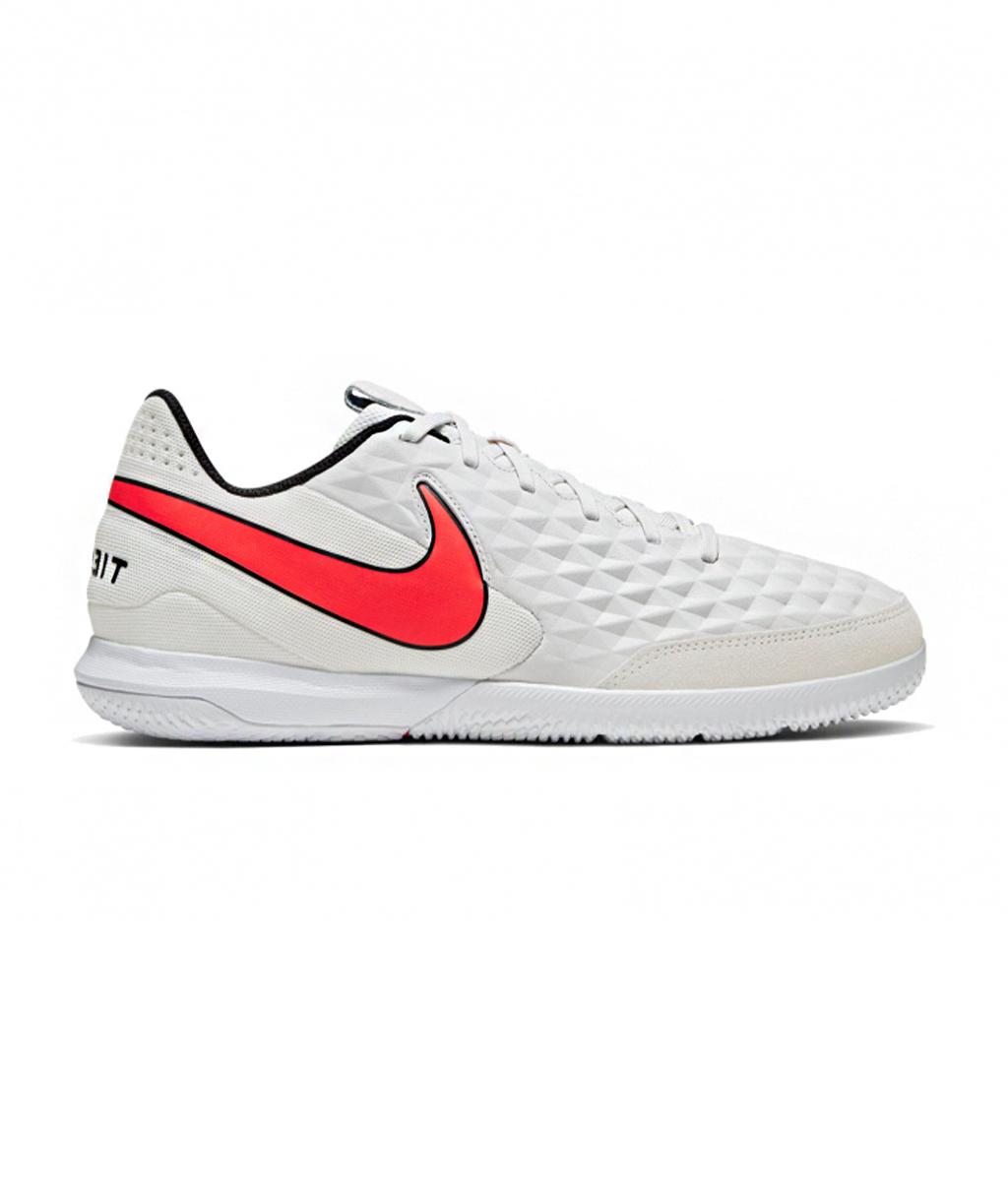 Футзалки белые Nike Tiempo Legend VIII Academy IC AT6099-061
