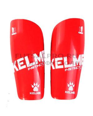 Футбольные щитки-вкладыши Kelme Instinct K15S948-610 красные