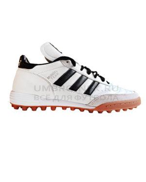 Шиповки Adidas Mundial Team TF Белые (Реплика)