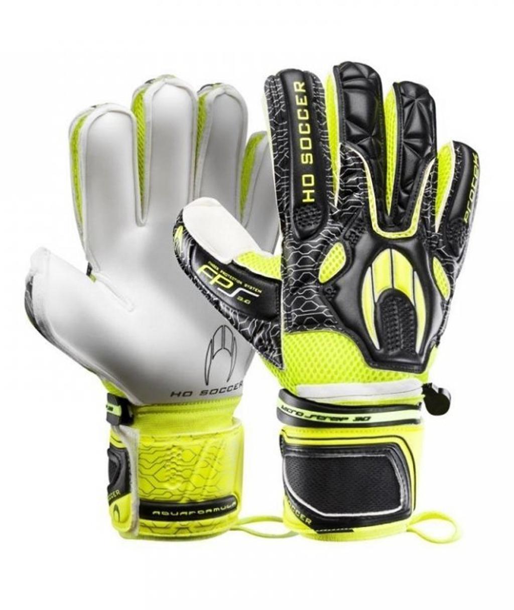 Вратарские перчатки HO Soccer Protek Tek Flat Gen 2 051.0635