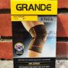 Неопреновый фиксатор колена Grande GS-650
