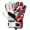 Детские вратарские перчатки HO Soccer Initial Flat Red 051.0820