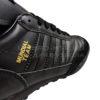 Шиповки Adidas Mundial Team TF Чёрные (Реплика)