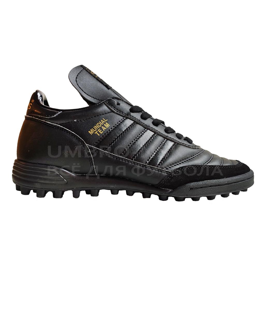 Купить Чёрные Adidas Mundial Team TF