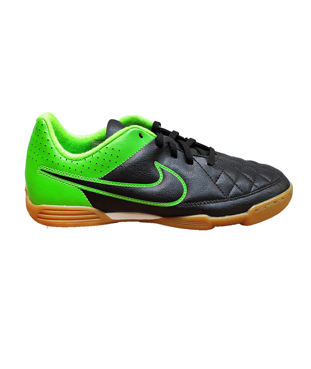 Купить детские футзалки Nike Tiempo RIO II 631525-003 в Новосибирске