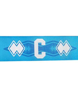Капитанская повязка Errea Т691-BL Голубая