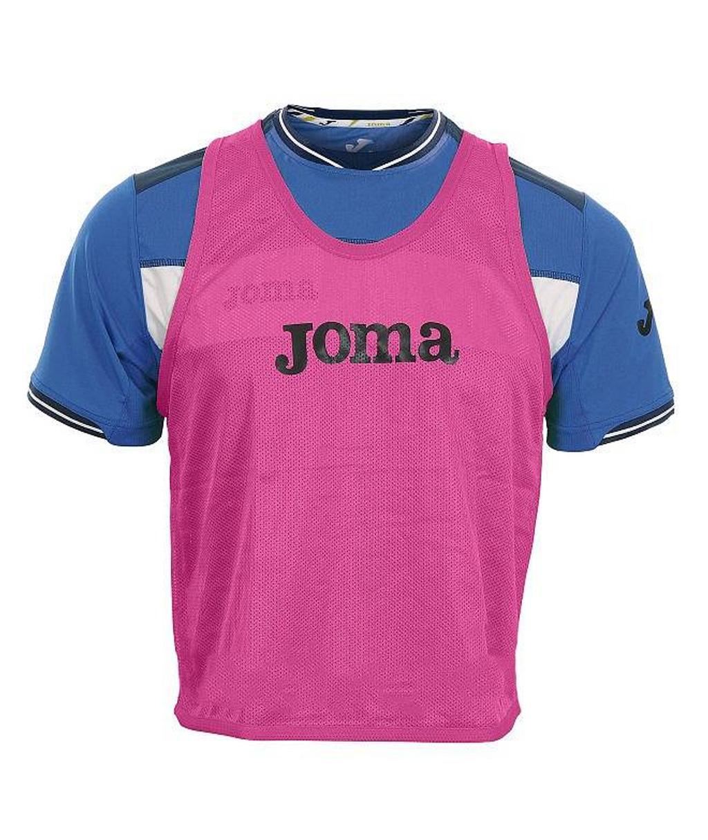 Купить розовые манишки Joma Team 905 | Магазин Всё для футбола