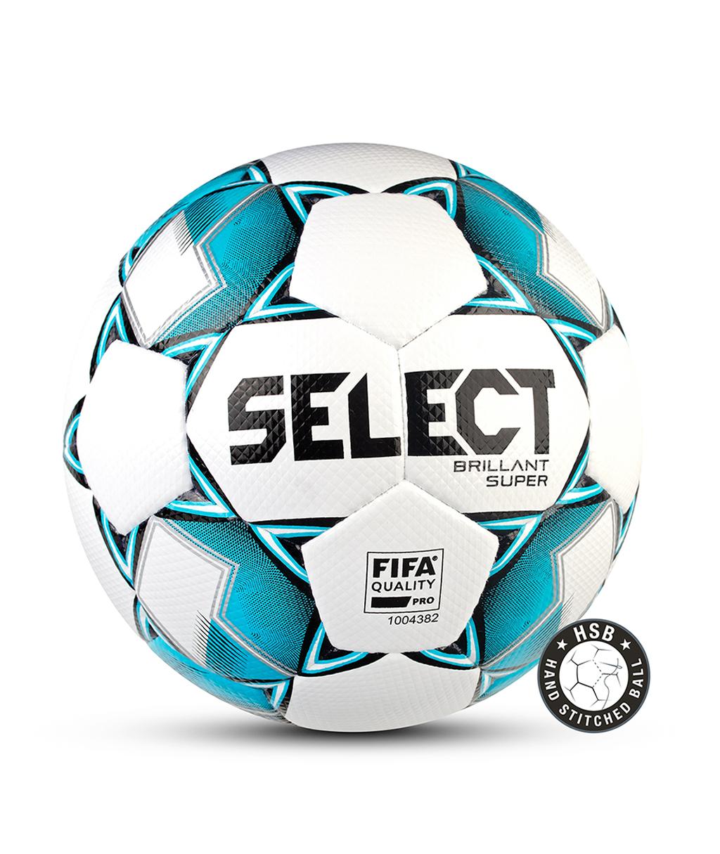 Купить мяч Select Brillant Super FIFA V21 810108-199 в интернет-магазине
