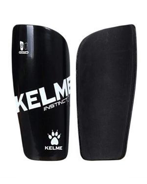 Футбольные щитки-вкладыши Kelme Instinct K15S948-003 чёрные
