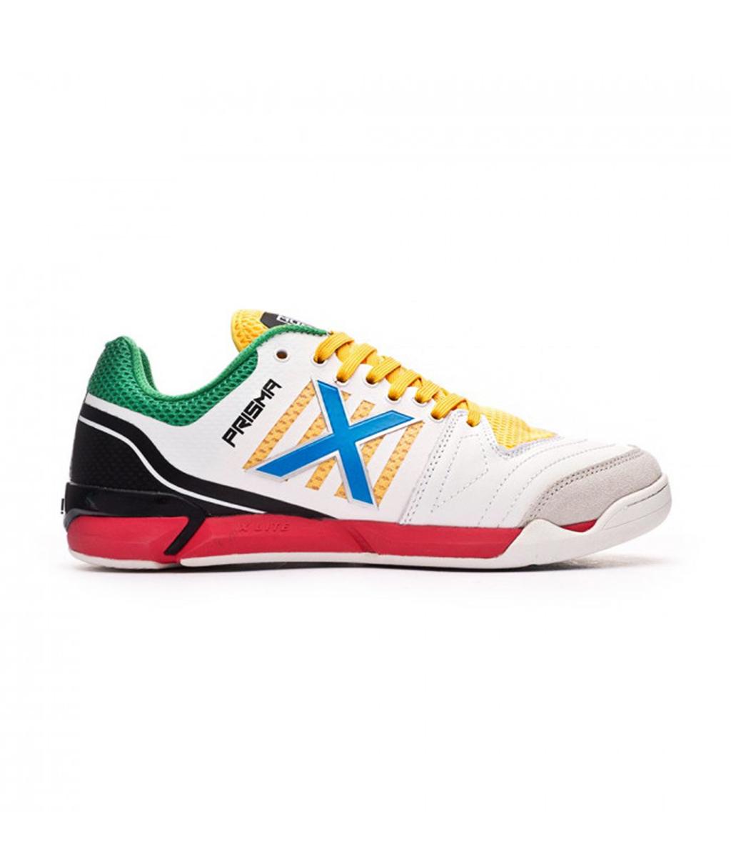 Купить футзалки разноцветные Munich PRISMA 3116006 в интернет-магазине