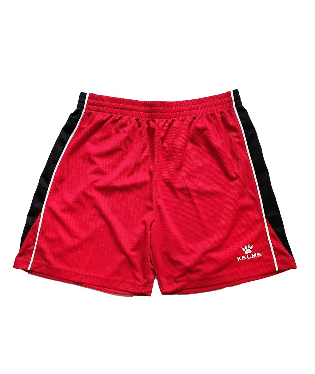 Купить красные футбольные шорты Kelme 6250