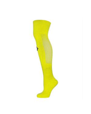 Детские футбольные гетры Umbro 140217-036 жёлто-чёрные