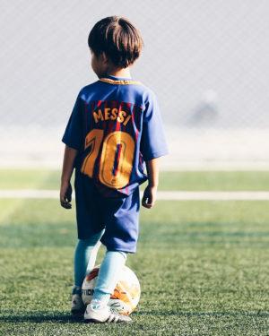 Футбольная экипировка для детей