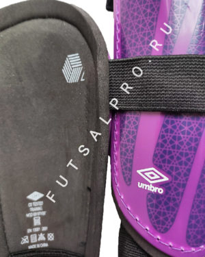 Футбольные щитки Umbro Neo Shield Guard W/Sock 20503U-CLY