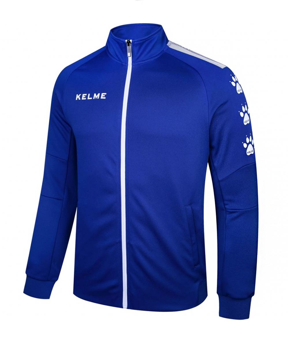 Купить олимпийку Kelme Training Jacked 3881324-409