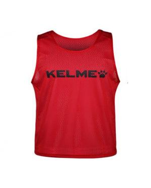 Детская манишка Kelme Training BIB JR Красная