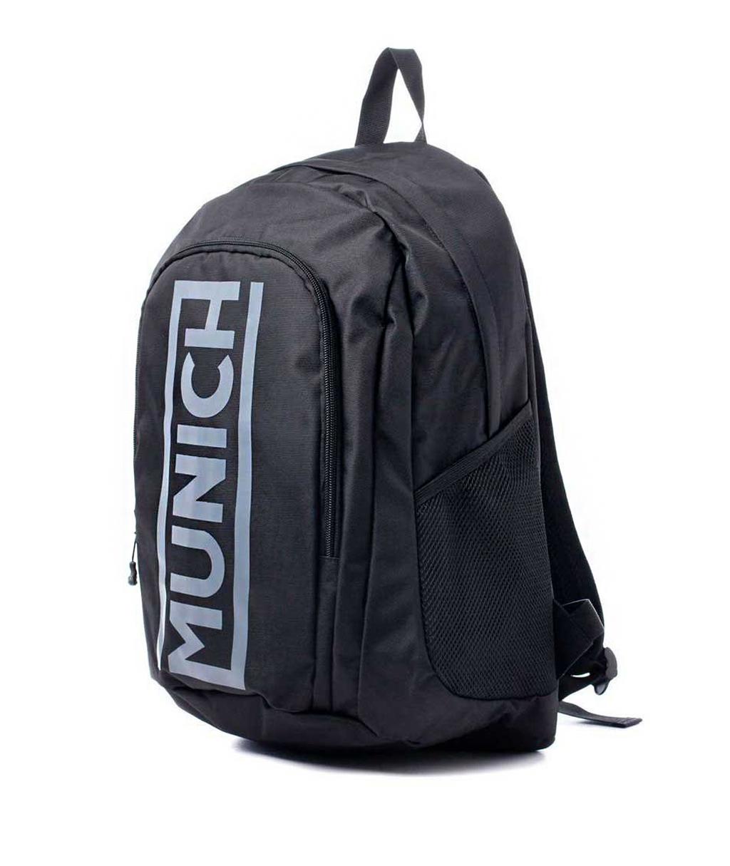 Купить чёрный рюкзак Munich Backpack 6500147 в интернет-магазине