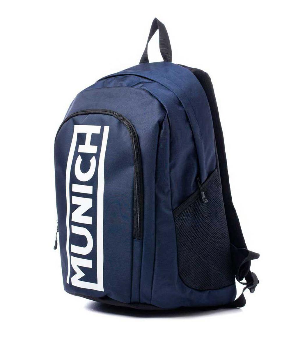 Купить тёмно-синий рюкзак Munich Backpack 146 в интернет-магазине