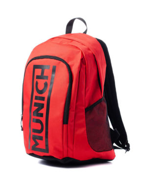 Рюкзак Munich Backpack 6500146 красный