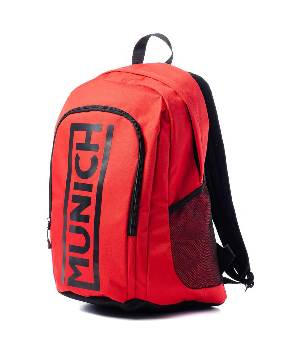 Купить красный рюкзак Munich Backpack 6500146 в интернет-магазине