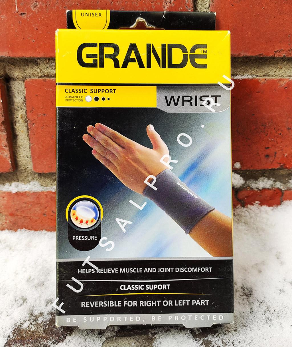 Купить эластичный фиксатор лучезапястного сустава Grande GS-120 бандаж, суппорт