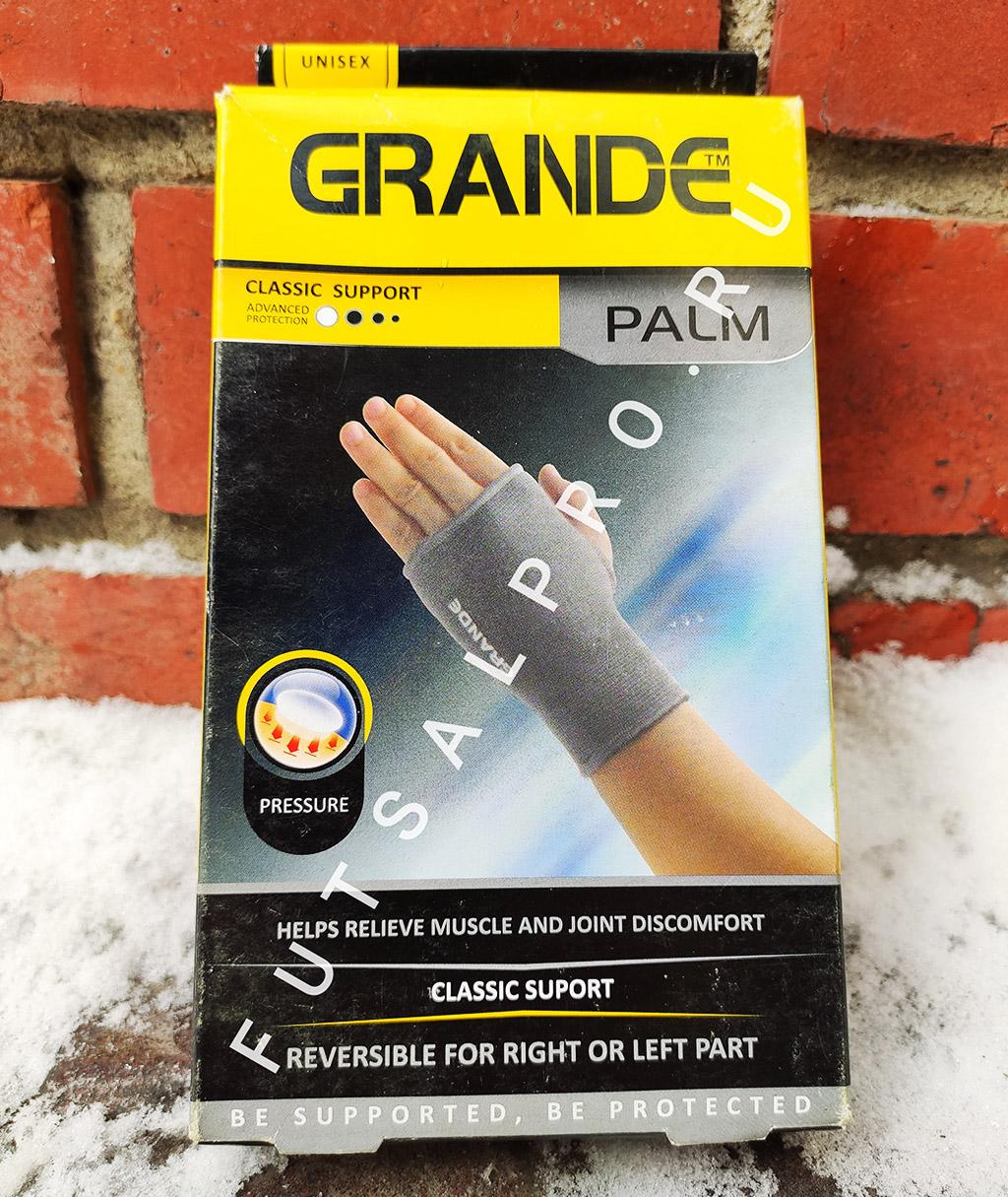Купить эластичный фиксатор запястья Grande GS-110 бандаж, суппорт