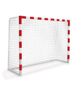 Сетка для мини-футбола/гандбола. Нить 3.5 мм Ячейка 100Х100 мм (пара)