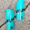 Щитки-вкладыши Kelme Instinct K15S948-353 мятно-зелёные