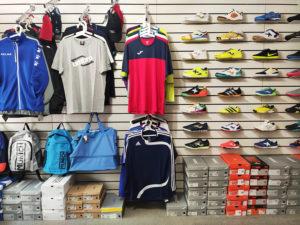 Магазин всё для футбола в Новосибирске