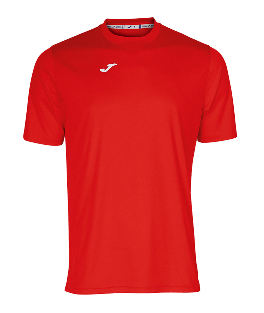 Купить красную футболку Joma Combi 100052.600 в интернет-магазине