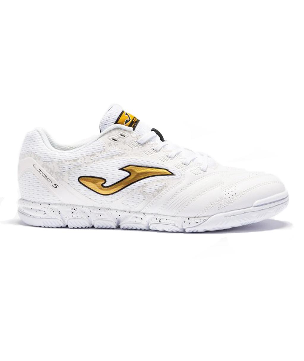 Купить белые футзалки Joma Liga 5 LIGS.2102.IN в интернет-магазине