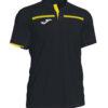 Судейская футболка Joma Referee 101299.121 чёрная