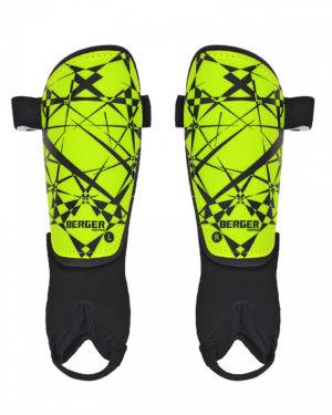 Детские футбольные щитки Berger SPSG003-3 с суппортом