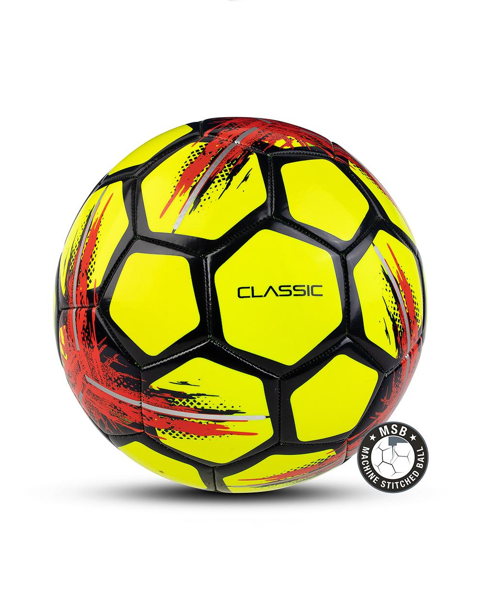 Купить жёлтый мяч Select Classic 815320.5.551 в интернет-магазине