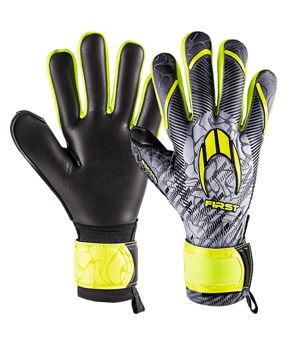 Купить перчатки Ho Soccer FIRST SUPERLIGHT 051.0966 серые